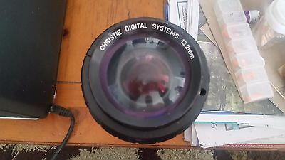 Christie Digital Systems 13.2 mm 902325-001 Projector Lens-Free Shipping