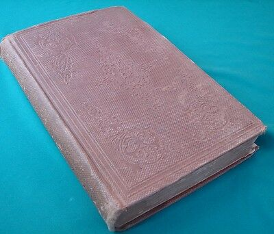 Diseases of the Heart by Austin Flint - 1859 1st ed HC medical book