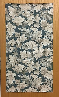 Beautiful 19th Century French Leaf  Wallpaper (2069)