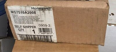 Honeywell MS7510A2008 Direct Coupled Actuator, NEW