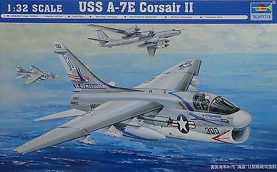 TRUMPETER® 02231 US Navy A-7E Corsair II in 1:32