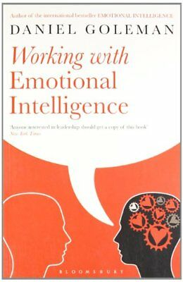 Working with Emotional Intelligence-Daniel Goleman