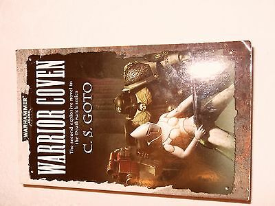 Warrior Coven by C.S. Goto Warhammer 40,000 (Paperback, 2006) Black Library
