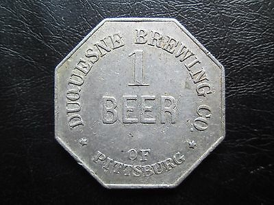 Pittsburgh,pa.duquesne Brewing Co.1 Beer