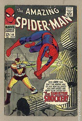Amazing Spider-Man (1963 1st Series) #46 VG- 3.5