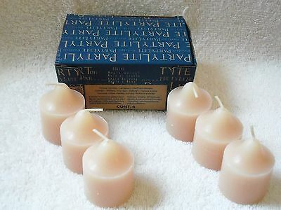 Partylite Maple Walnut Votives -- NIB