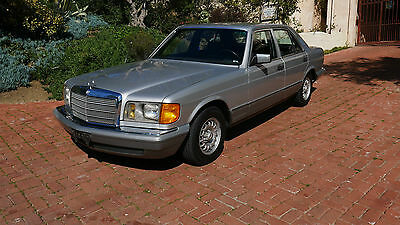 1981 Mercedes-Benz 300-Series  Mercedes 300SD Museum Quality Condition - Beautiful