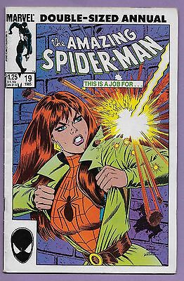 Marvel The Amazing Spider-Man Annual #19, 22, 24, 25 & 26  (lot of 5)