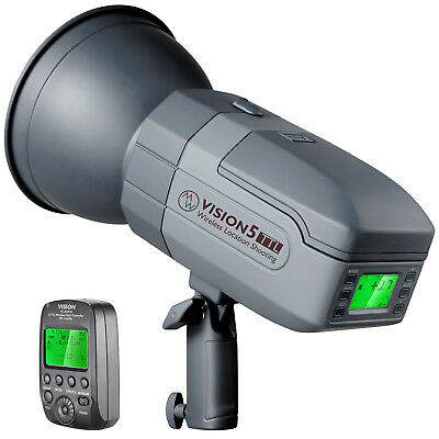 Neewer Vision5 400W i-TTL HSS Outdoor Studio Flash Strobe with Trigger for Nikon