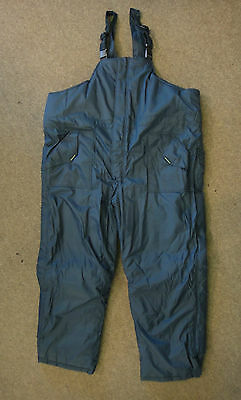 SNOW OVERALLS freezer overalls COLD WEATHER PROTECTION 8XL BIB N BRACE new