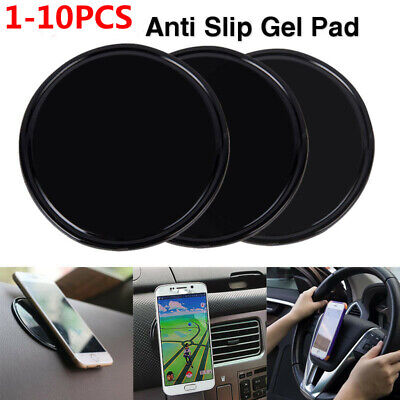 Lot Silica Gel Magic Sticky Pad Cell phone Anti Slip Non Slip Mat Mobile Phone