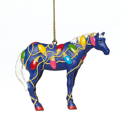 Trail of Painted Ponies Tangled Ornament