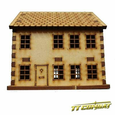 TTCombat Wargames Historical World War Scenery - Townhouse