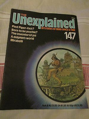 The Unexplained Magazine - Issue 147