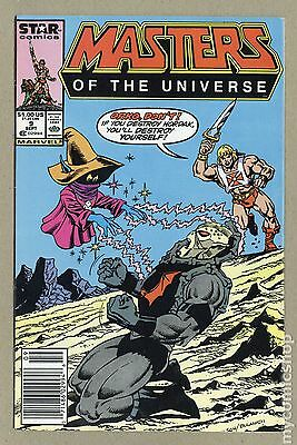 Masters of the Universe (1986 2nd Series Marvel/Star Comics) #9 FN 6.0