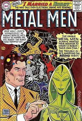 Metal Men (1963 1st Series) #17 GD/VG 3.0 LOW GRADE