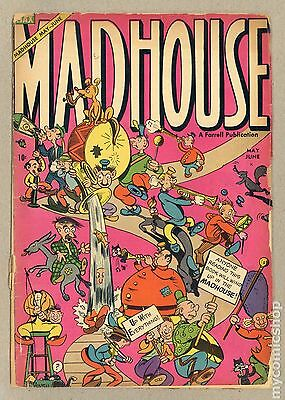 Madhouse (1954 Ajax 1st Series) #2 GD 2.0