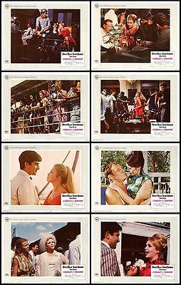 A MATTER OF INNOCENCE orig 1968 lobby card set HAYLEY MILLS 11x14 movie posters