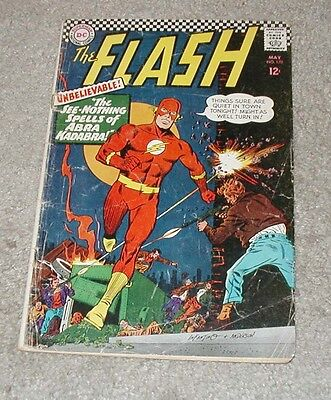 The Flash - May 1967 - #170 - DC Comics