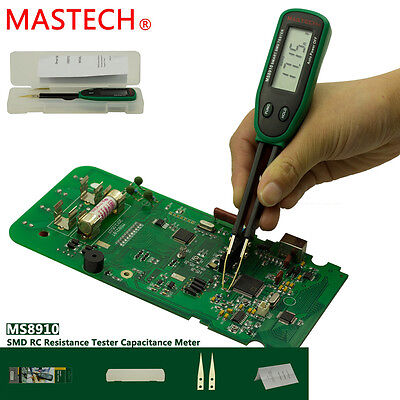 MASTECH MS8910 SMD Digital Auto Scanning Diode Capacitance Capacitor Tester