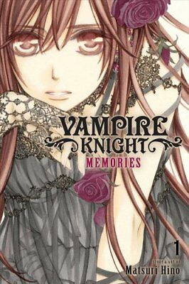 Vampire Knight: Memories, Vol. 1 by Matsuri Hino 9781421594309 (Paperback, 2017)