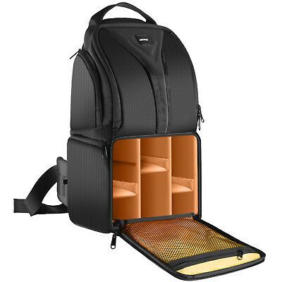 Neewer Pro Full-functioned DSLR Camera & Accessories Carrying Backpack Case