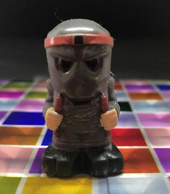 Teenage mutant Ninja Turtles Series Two Ooshies  Foot Soldier