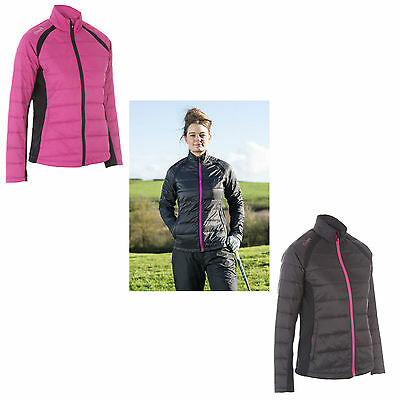 ProQuip Alexis Full Zip Ladies Therma Tour Quilted Jacket