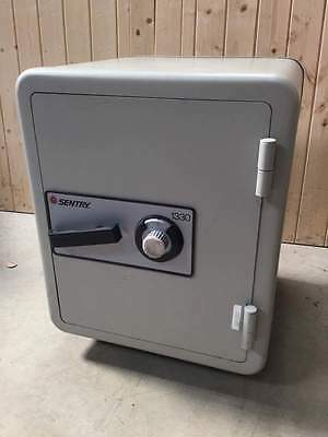 Sentry Group 1330 Fire Resistant Combination Safe - Class 350  #946