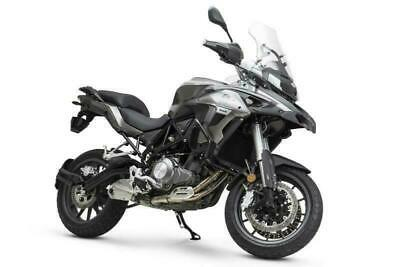 Benelli TRK502 ADVENTURE TRAIL WHITE IN STOCK