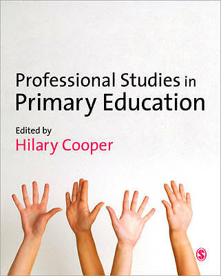 Professional Studies in Primary Education, Acceptable, , Book