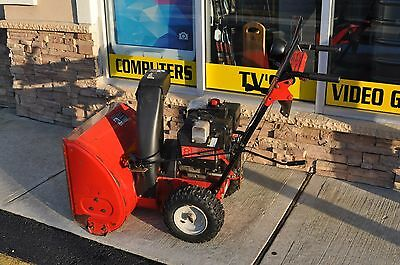 """MTD 317E644E129 8HP 24"""" 2-Stage Snowblower Pre-owned Local Pickup Only NJ 08731"""