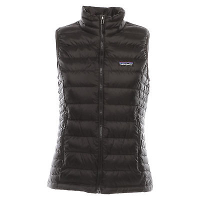 Patagonia W's Down Sweater Vest Gilet Donna 84628 Black