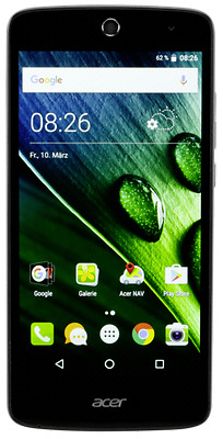 Acer Liquid Zest 3G Dual Backcover black and white NEW
