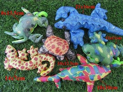 12X New Sand Animal Paperweight Toy Assorted
