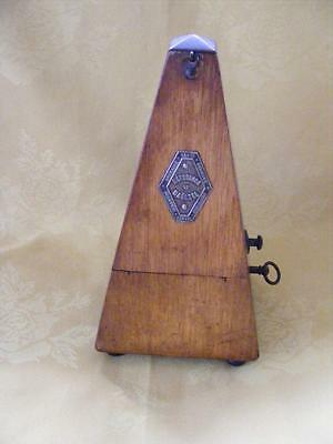Maelzel Metronome -Full Working Order - Very Good Condition !