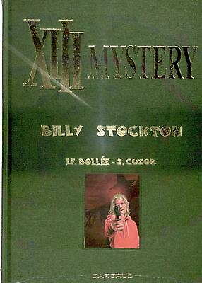 Luxe editie  XIII - Mysterie nr 6  Billy Stockton