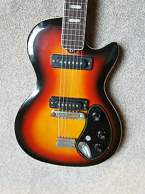Vintage Musima Electric guitar