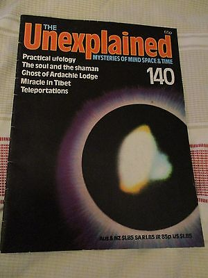 The Unexplained Magazine - Issue 140