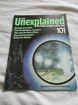 The Unexplained Magazine - Issue 101