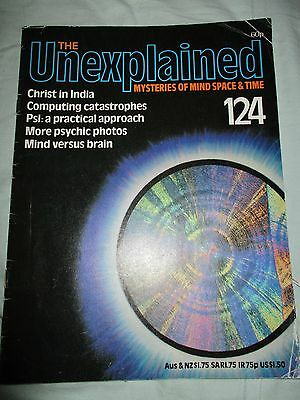 The Unexplained Magazine - Issue 124