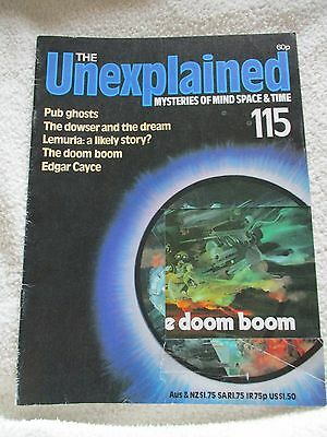 The Unexplained Magazine - Issue 115