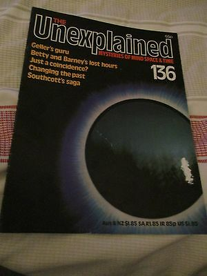 The Unexplained Magazine - Issue 136