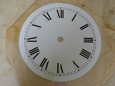 """New Old Stock- Mantle - Bracket Clock 6"""" Dial (B)"""
