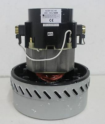NEW 1400W 2-Stage 230V 50Hz Vacuum Motor Engine For Karcher Puzzi Machines