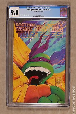 Teenage Mutant Ninja Turtles (1985) #22 CGC 9.8 1465747007