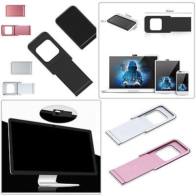 3pcs Mini Webcam Camera Protector Cover Shield For PC Laptop Tablet Smartphone