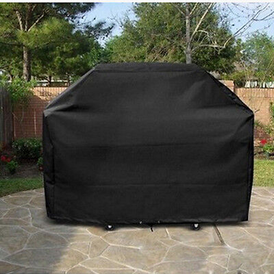 Fashion Big Fitted BBQ Cover, Heavy Duty Outdoor Indoor Rainproof Dustproof New