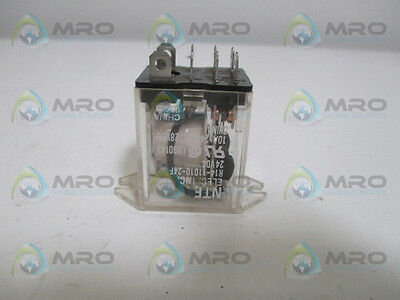 Nte Electric R14-11D10-24F Relay 24Vdc *used*