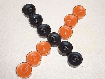 Partylite Halloween Night Tealights -- RETIRED